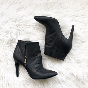 BP black booties 7.5